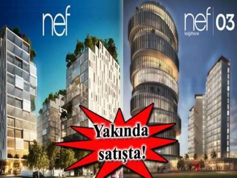 Nef Merter 12 ve Nef kağıthane 03 Projeleri için ön talep toplanıyor!