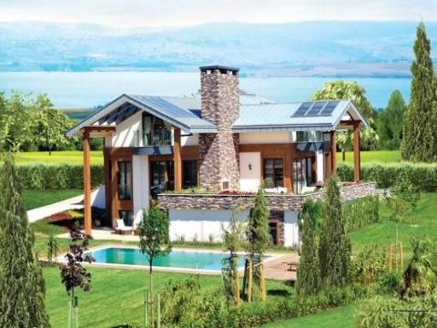 Valle Lacus Sitesi'nde icradan satılık villa! 6.2 milyon TL'ye!