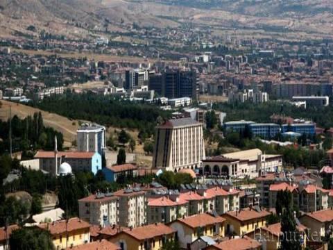 Konut fiyatları en çok Elazığ'da arttı!