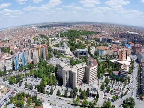 Türkiye Kızılay Derneği Konya kat karşılığı inşaat ihalesi yapacak!