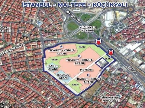 Tahincioğlu Gayrimenkul Nidapark Maltepe'yi hayata geçiriyor!