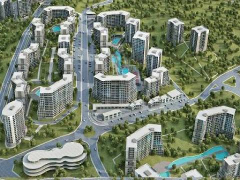 Teknik Yapı Evora İstanbul'da yaşam başladı!