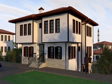 Çevre ve Şehircilik Bakanlığı kentsel dönüşümde yöre mimarisini canlandıracak!