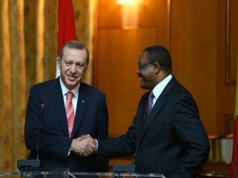 Etiyopya, Türk inşaatçılar için yatırım fırsatı sağlayacak!
