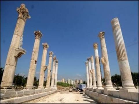 Soli Pompeipolis Antik Kenti'nde kazı çalışmaları tekrar başladı!