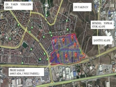 YDA İnşaat, Ankara Yenimahalle'ye 5 bin 500 konut inşa edecek!