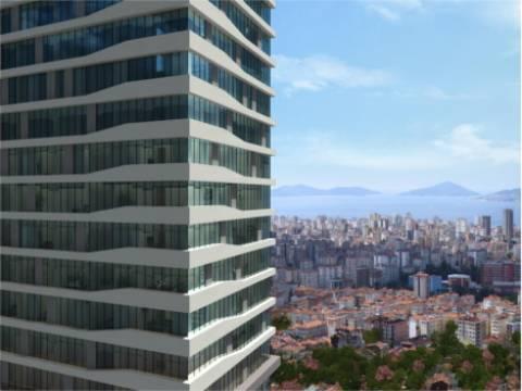 'Fikirtepe'nin Balkonu' İstanbul 216'da eviniz hazır!