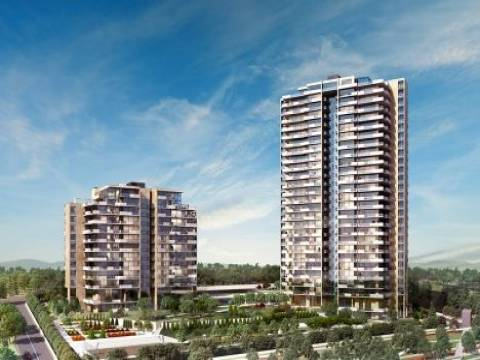 Vantage Ümitköy megaplus daireleri ile dikkat çekiyor!