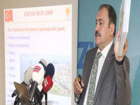 Veysel Eroğlu İzmir projelerini anlattı!