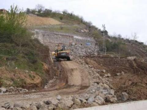 Boztepe Tüneli'nin inşaat çalışmaları başladı!