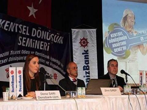 Nuri Aslan: Kentsel dönüşüm yanlış anlaşılıyor!