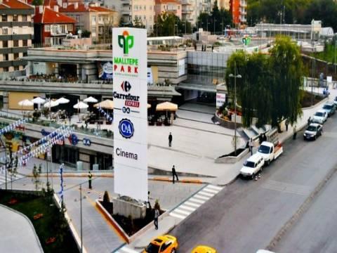 Çankaya Belediyesi Maltepe Park AVM'yi kiraya verecek!