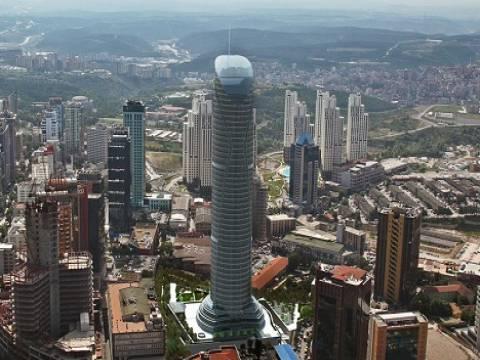 Spine Towers'ta icradan satılık daire 2.8 milyon TL'ye!