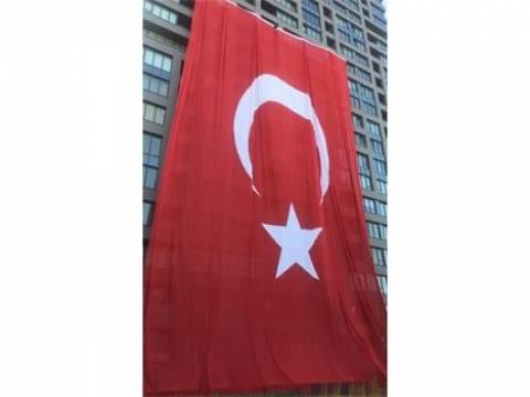İncek Loft'ta Ankara'nın en büyük Türk Bayraklarından birisini ağırlıyor!