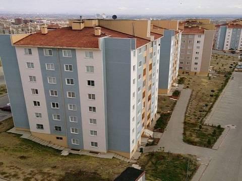 TOKİ Konya Meram Gödene 176 konut kura sonuçları 6.12.2017!