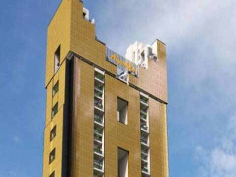 Ağaoğlu Andromeda Gold projesinde satılmayan daireler Emlak Konut'a devredildi!
