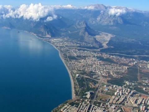 Antalya Konyaaltı'nda inşaat ihalesi! 80.9 milyon TL'ye!