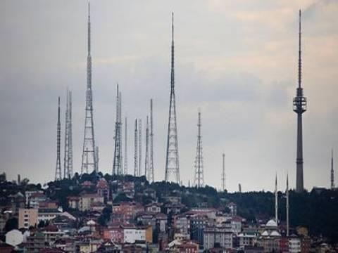 Çamlıca TV-Radyo Kulesi Projesi için 27 firmadan başvuru geldi!