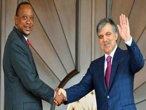 Kenya'dan Türk müteahhitlere davet!