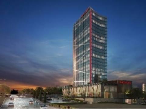 Kale Ofis Ankara projesinde fiyatlar 494 bin TL'den başlıyor!