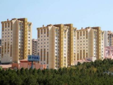 TOKİ 1153 konut için inşaat ve danışmanlık hizmeti alacak!