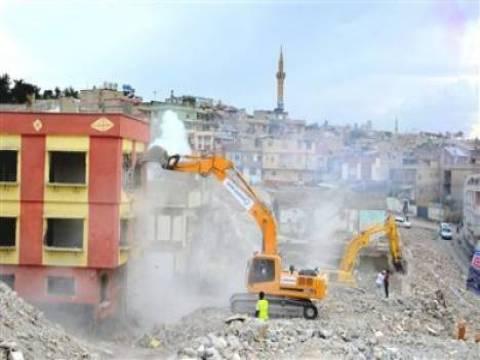 Vatandaşlar Derbent Kentsel Dönüşüm Projesi'nin iptal edilmesini istiyor!