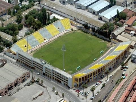 Alsancak Stadyumu yenileniyor!