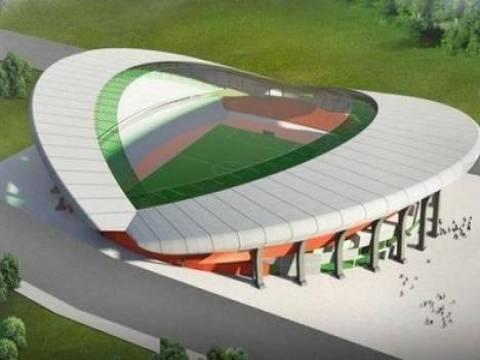 Karşıyaka İlçe Stadı'nın inşaatını 54 milyon 88 bin TL teklifle Ali Acar İnşaat kazandı!