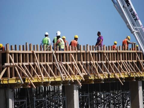 2017'de inşaat sektörü 200 bin ek istihdam sağlar!