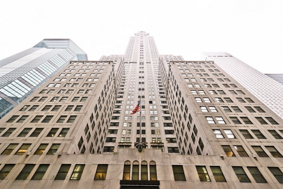 New York'un en ünlü gökdelenlerinden Chrysler binası satılıyor!