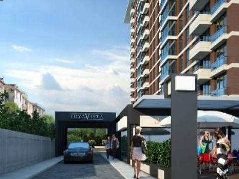 Toya Vista konut fiyatları 416 bin TL'den başlıyor!