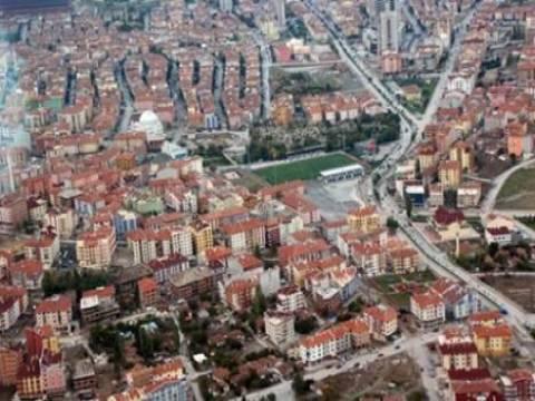 Ankara Etimesgut'ta 16.5 milyon TL'ye arsa satılıyor!