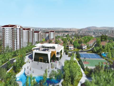 Mebuskent Ankara'da 99 bin liraya 2+1!