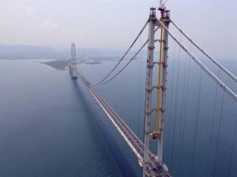 1915 Çanakkale Köprüsü'nün temeli yarın atılacak!