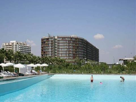 Kervansaray Lara Hotel 318 milyon TL'ye 2. kez ihalede!