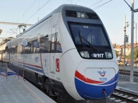Yüksek hızlı tren teknolojisi 18 ili birbirine bağlayacak!