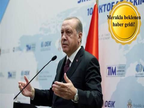 Cumhurbaşkanı Erdoğan: Kanal İstanbul'un temeli 2018'de atılacak!