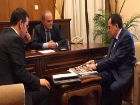 Süleyman Soylu Trabzon projelerini anlattı!