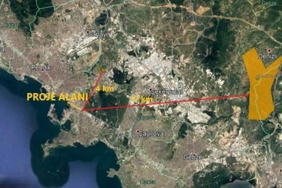Dağ Mimarlık'tan Tual Artı Tuzla projesi geliyor!