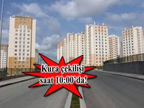 TOKİ Kayaşehir 18. Bölge ve 19. Bölge kura çekimi bugün yapılacak!