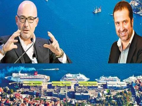 Serdar Bilgili Galataport'ta Ferit Şahenk'e ortak oluyor!