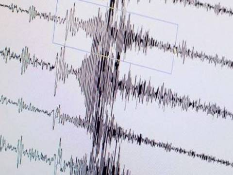 Çanakkale'de 4,1 büyüklüğünde deprem oldu!
