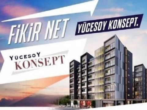 Yücesoy Konsept İzmir satılık ev fiyatları!