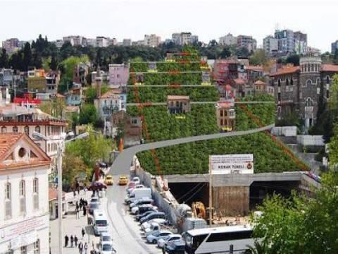 İzmir Damlacık yeşil alan olacak!