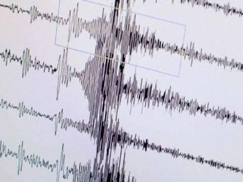 Samsun'da 4,1 büyüklüğünde deprem oldu!