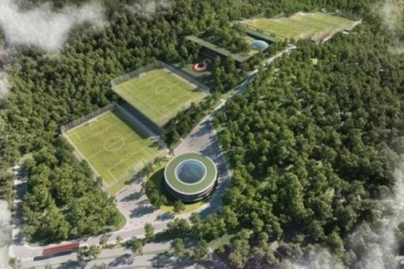 Galatasaray'ın Kemerburgaz'daki tesisi onaylandı!
