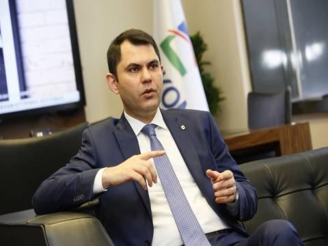 """Murat Kurum: """"Vatandaşlık hakkı yabancıya satışı ciddi oranda arttıracak!"""
