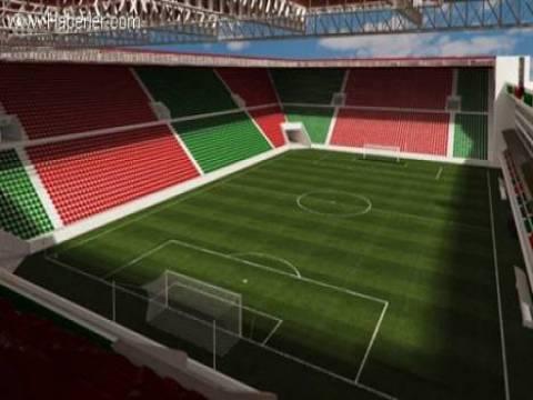 Karşıyaka Stadı'nın ihalesi yapıldı!