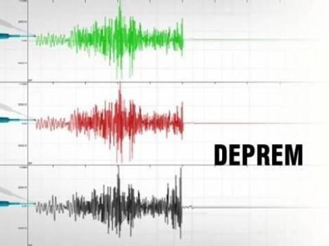 İzmir Karabağlar'da 3.7 şiddetinde deprem meydana geldi!
