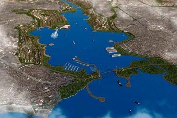 Kanal İstanbul'un ÇED raporu yayınlandı!